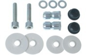 Kit de fixation montage simple Aluminium